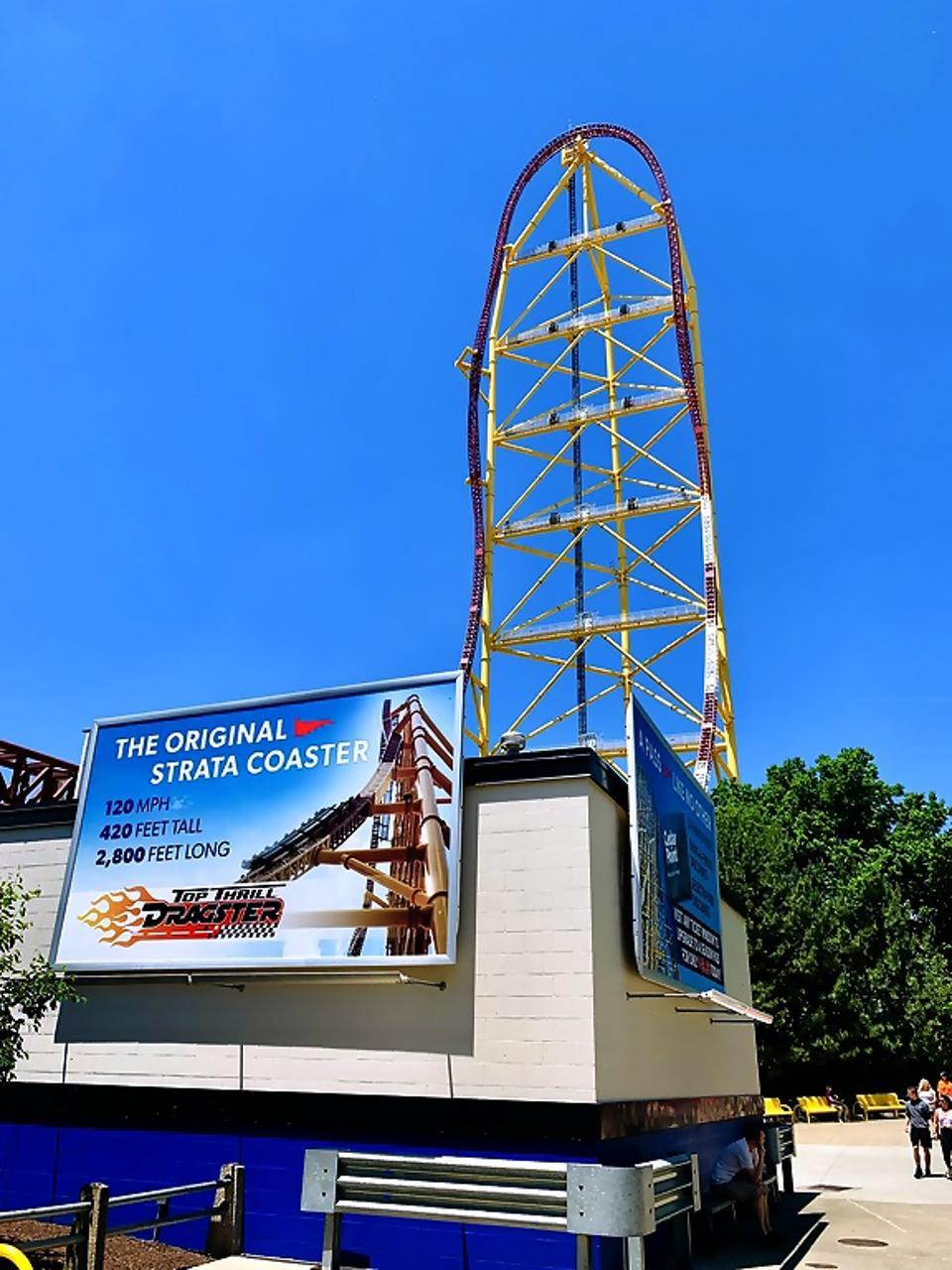 Cedar Point Top Thrill Dragster