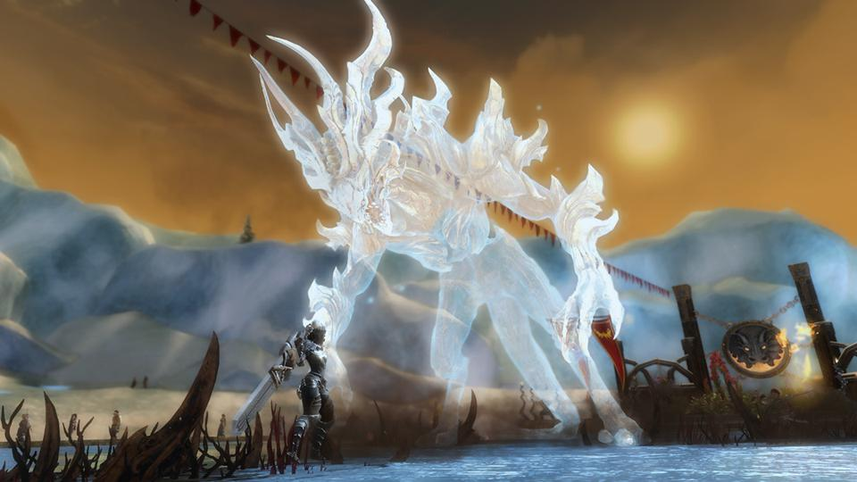 Guild Wars 2' Dragon Bash Is Now Live With Mount Races And Arena Battles