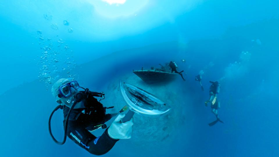 Insta360 One X Dive Case photo