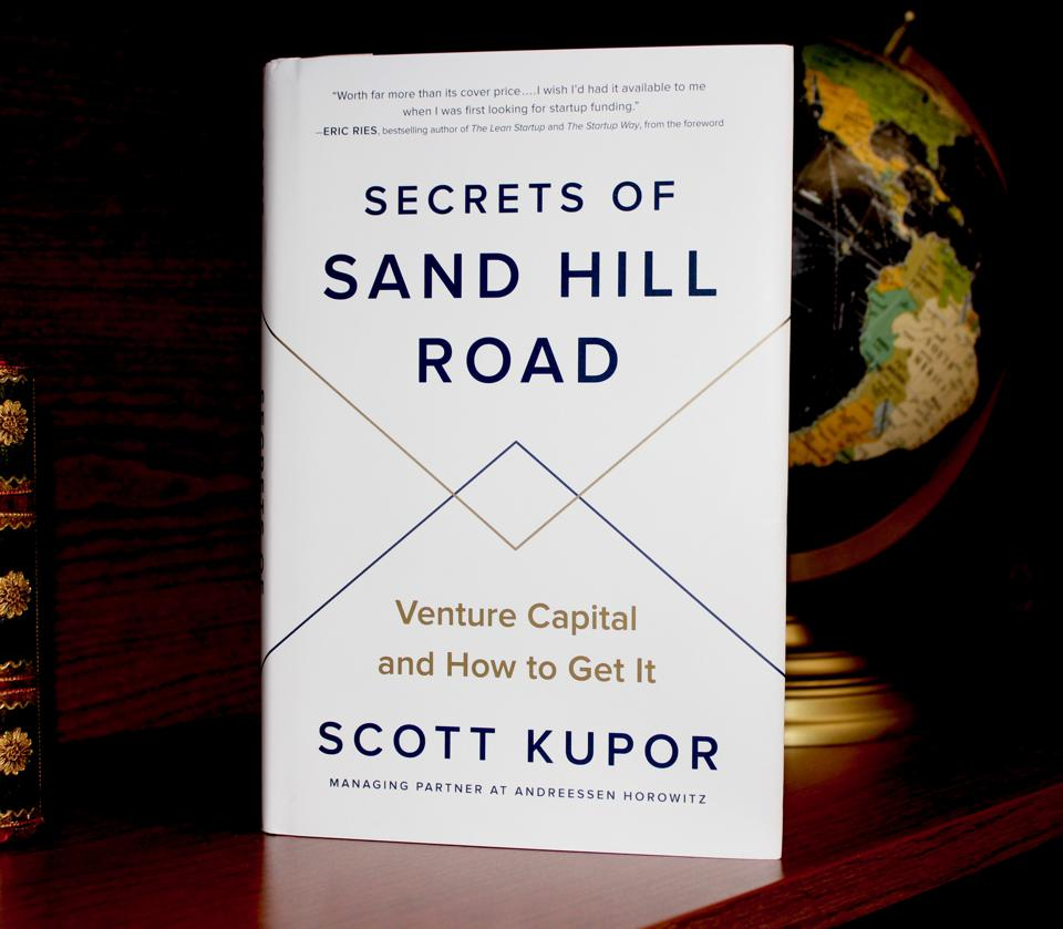 Secrets of Sand Hill Road by Scott Kupor
