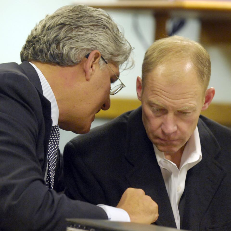 Curtis Johnsonin court