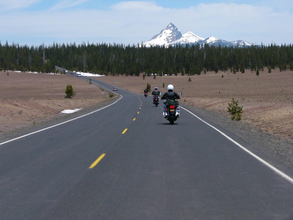 One of the best ways to see any place is by motorcycle