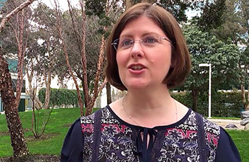 Maria Colgan, a master product manager at Oracle.