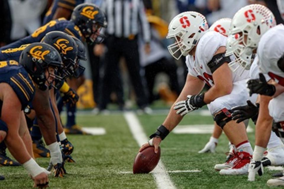 Cal v Stanford