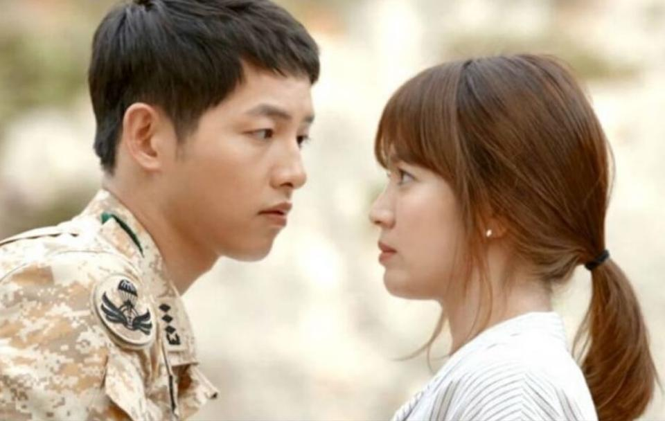 Korean Star Song-Song Couple Split Up, Shaking Up Fans And