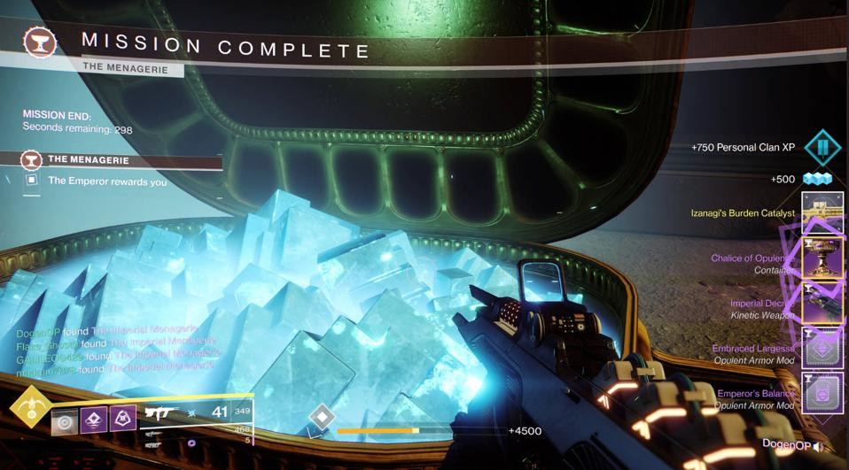 Is Destiny 2's Heroic Menagerie Worth The Trouble?