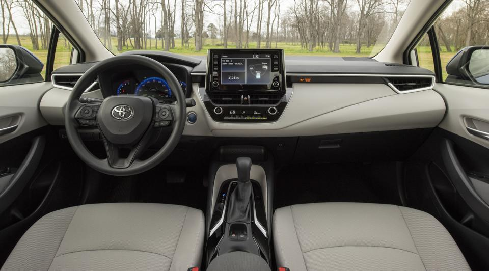 Review 2020 Toyota Corolla Hybrid Is The Sane Car For