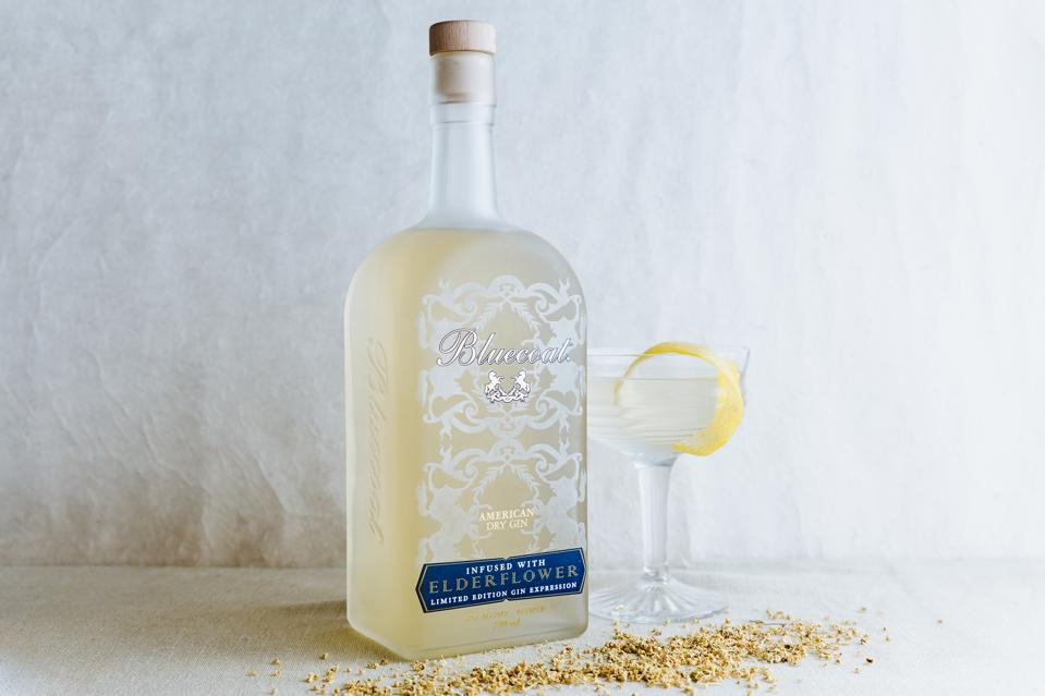 Bluecoat American Elderflower Gin has recently been released outside of Pennsylvania.