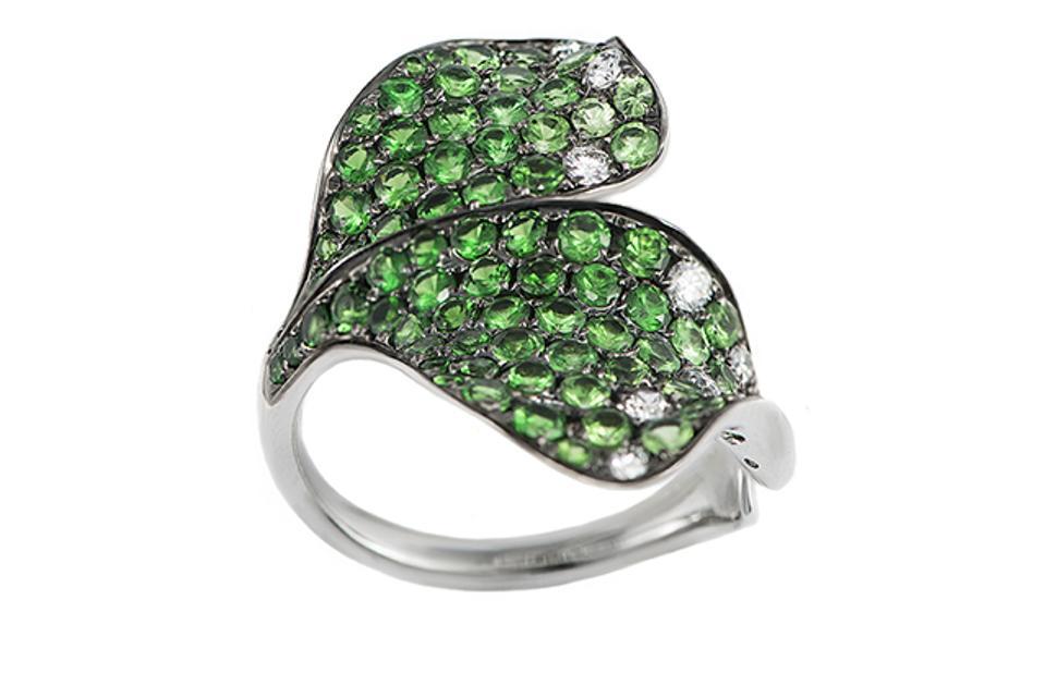 Petal Layering Ring