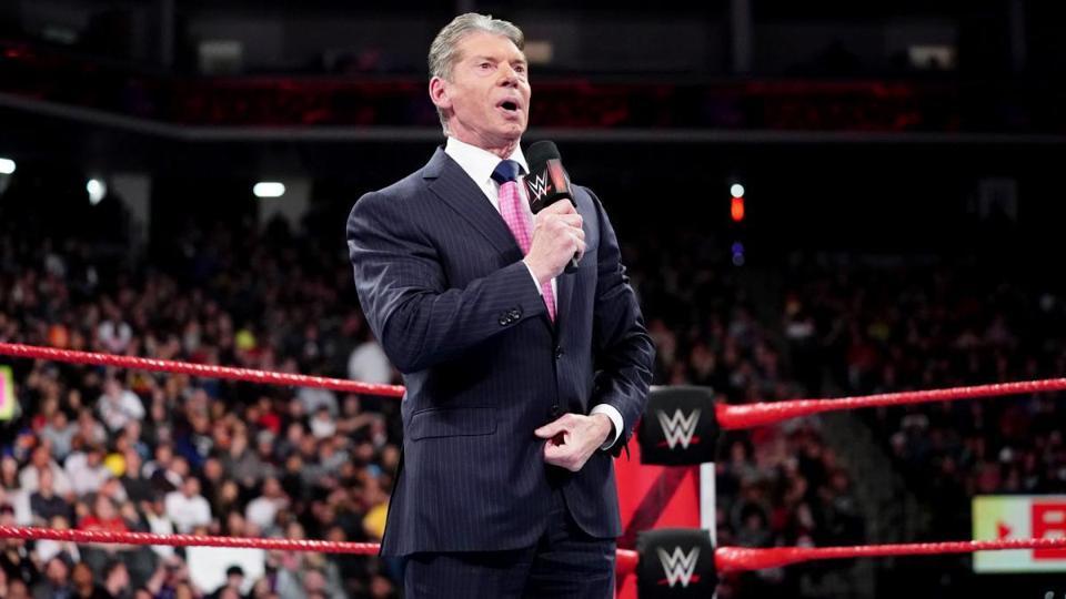 WWE Raw SmackDown Eric Bischoff Paul Heyman