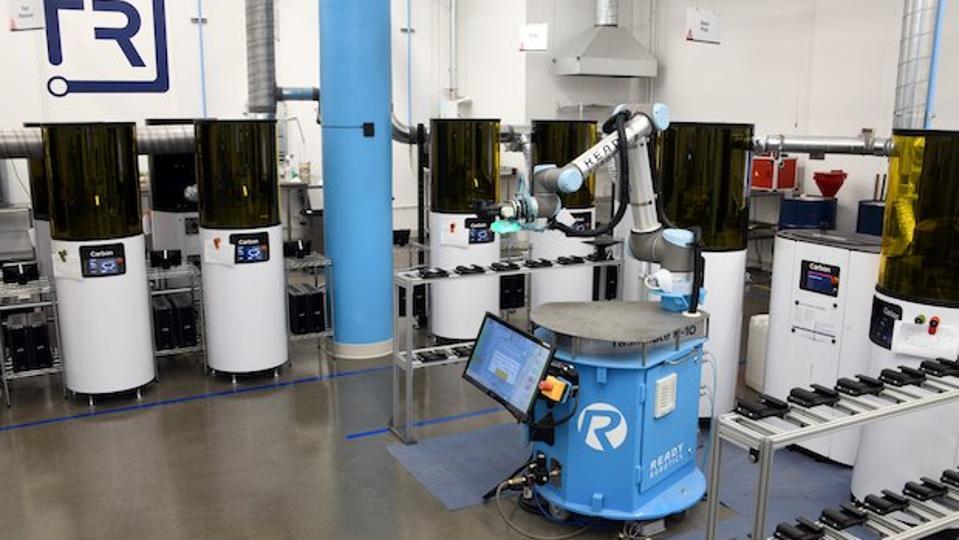 Fast Radius - Carbon lab