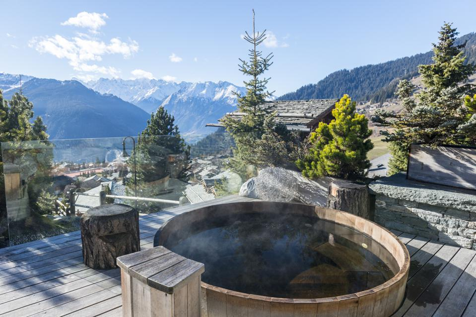 Recharge Your Battery Like A Billionaire At Clinique La Prairie's New Offsite Private Retreat In Switzerland