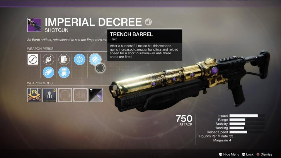 Destiny 2' Is Killing Its Glorious Menagerie Chest Farm, But There's