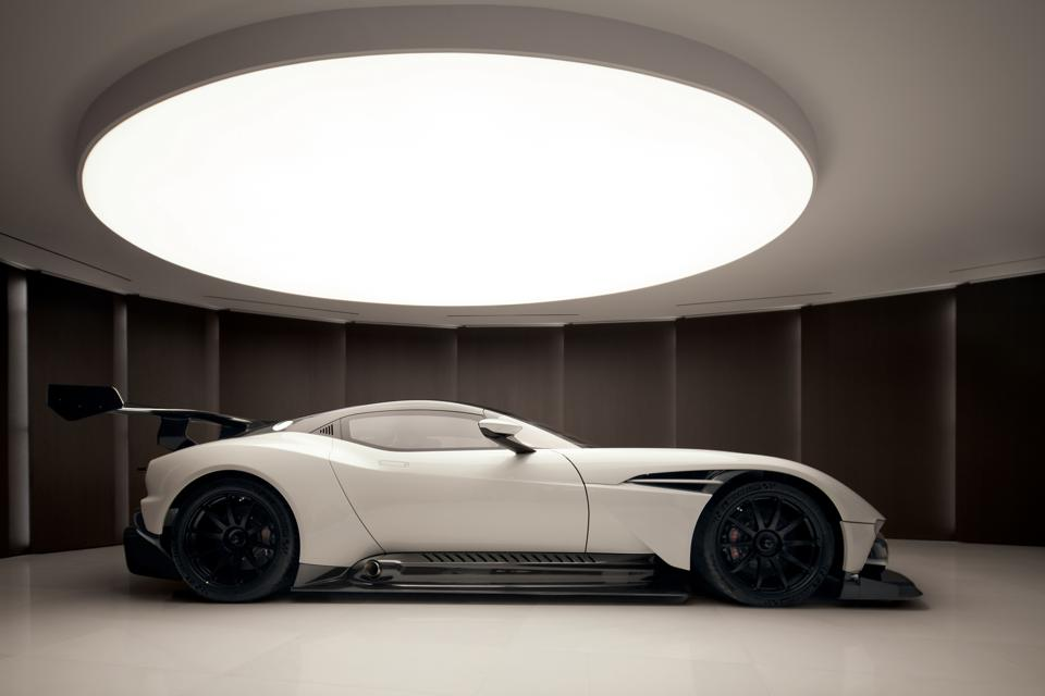 Aston Martin Vulcan valued at $3 million