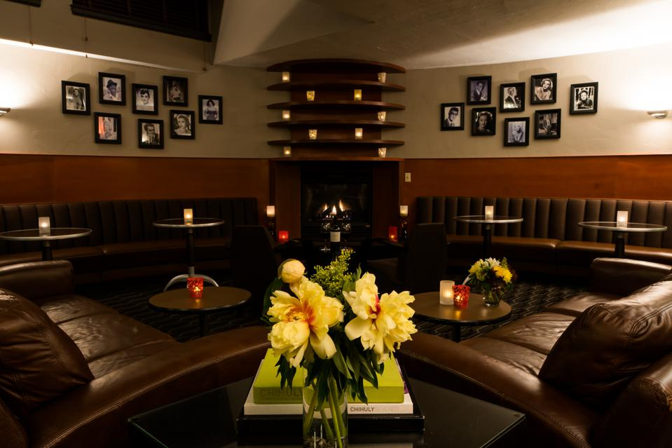 Inn at El Gaucho lobby