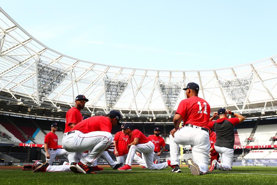 London Stadium preparing for major league baseball