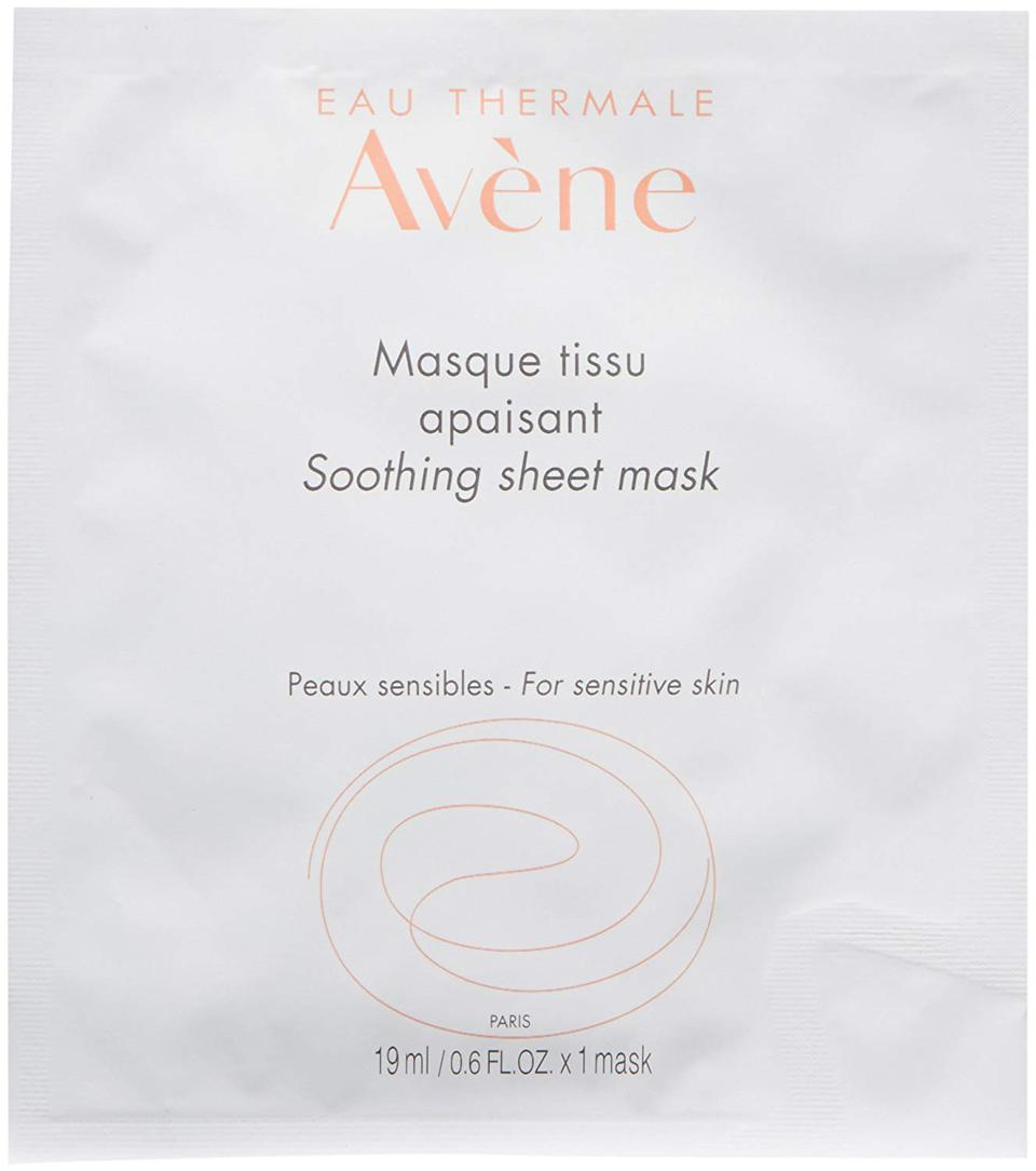 Avène Eau Thermale Soothing Sheet Mask