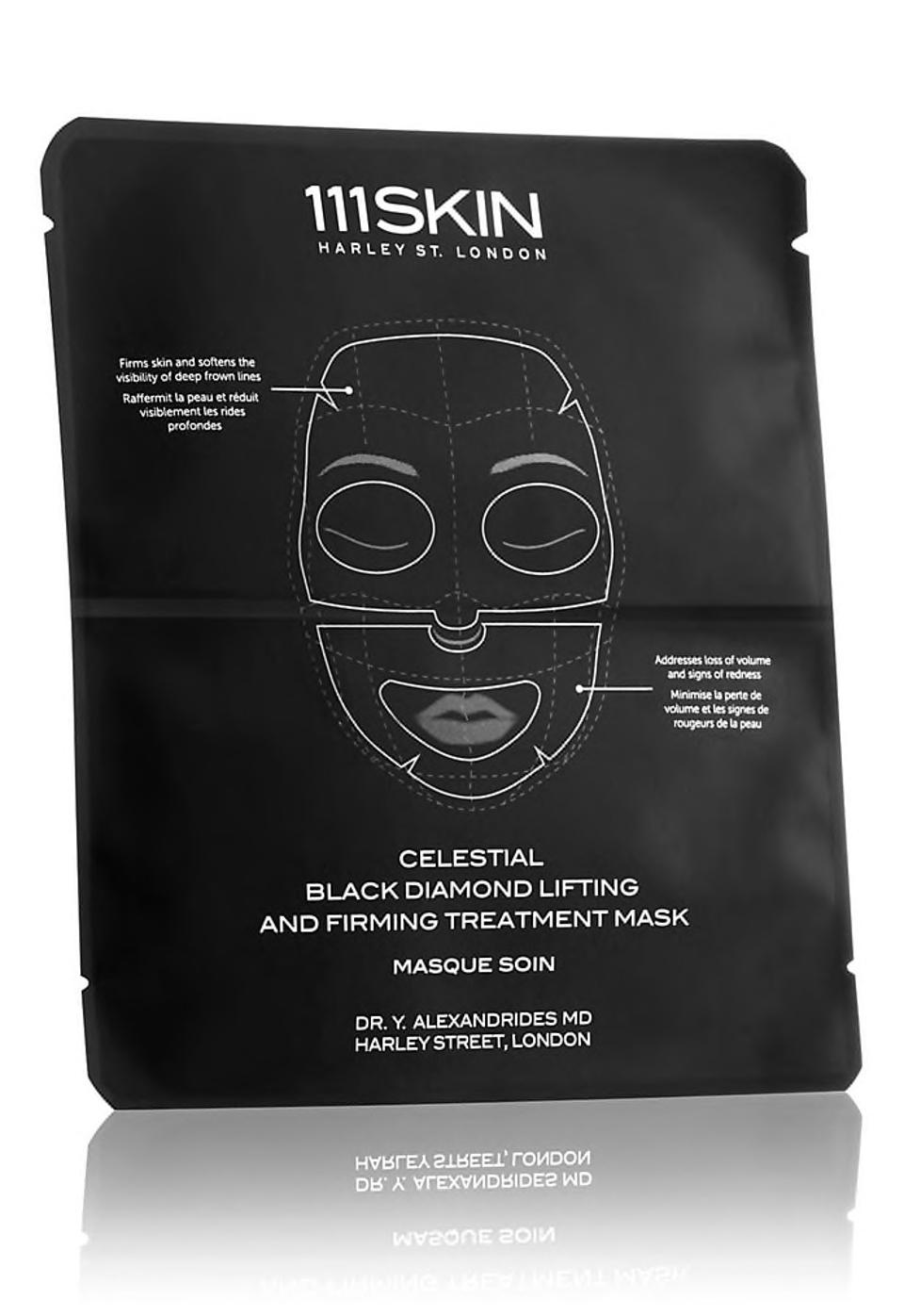 111Skin Celestial Black Diamond Lifting & Firming Mask