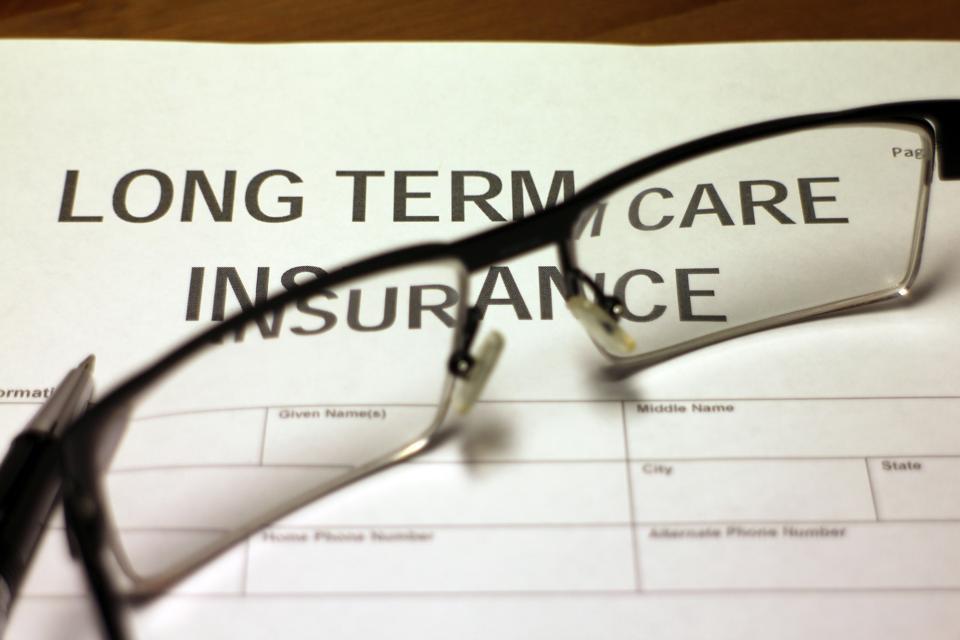 Long Term Care Insurance Form