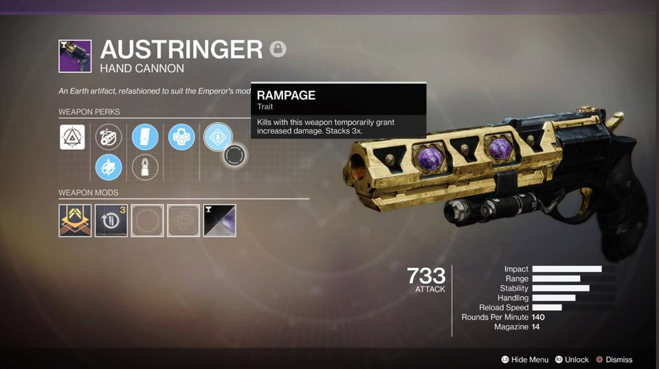 The God Rolls You Should Be Farming Before Destiny 2's