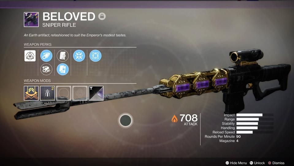 The God Rolls You Should Be Farming Before Destiny 2's Menagerie