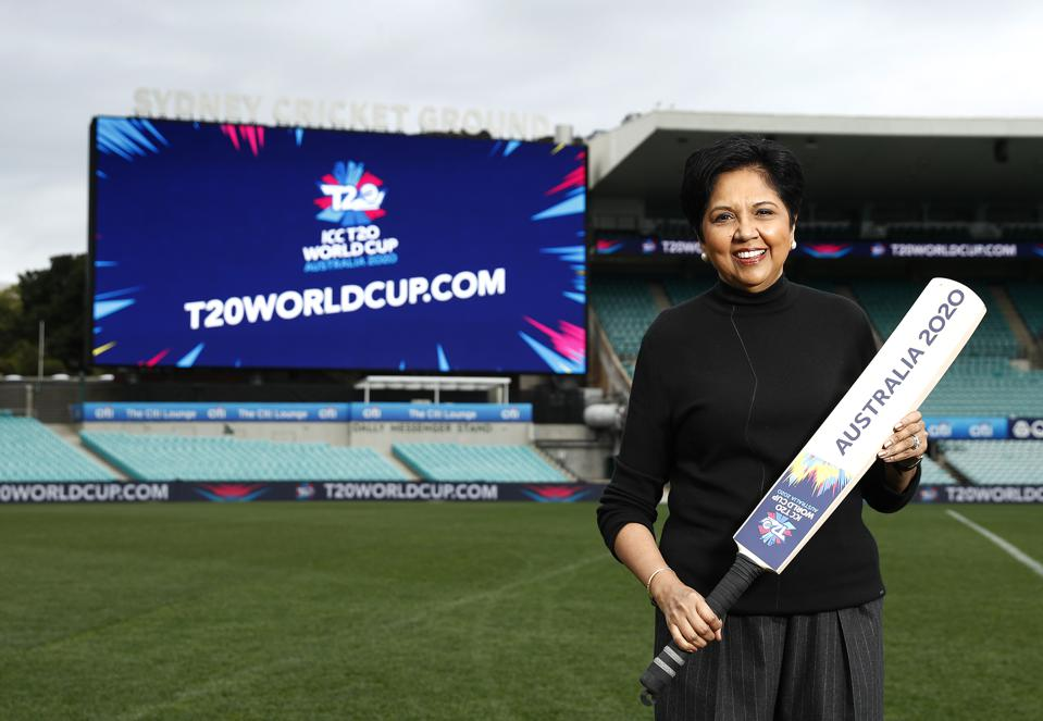 Indra Nooyi is the International Cricket Council independent director