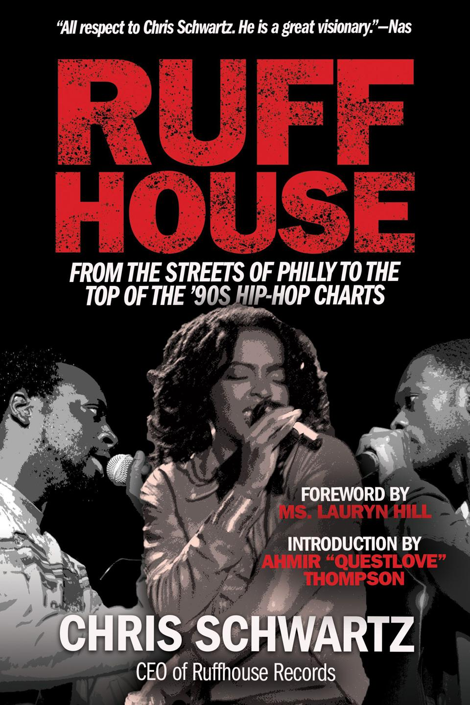 Ruffhouse Records CEO Chris Schwartz On The Fugees, Lauryn