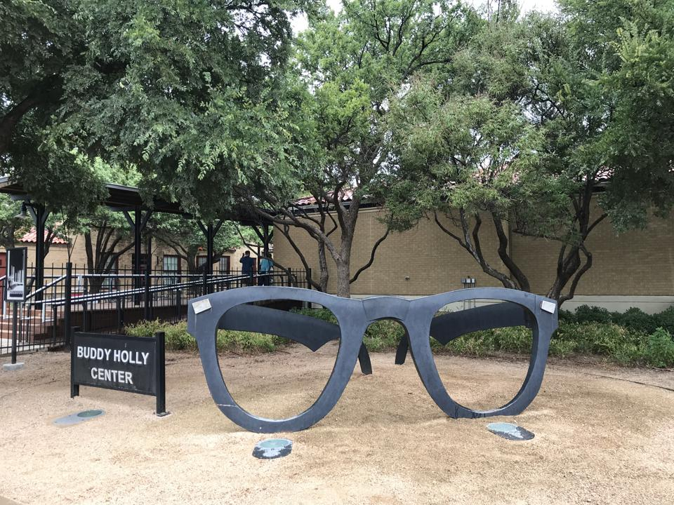 The Buddy Holly Center is about all things Buddy Holly.