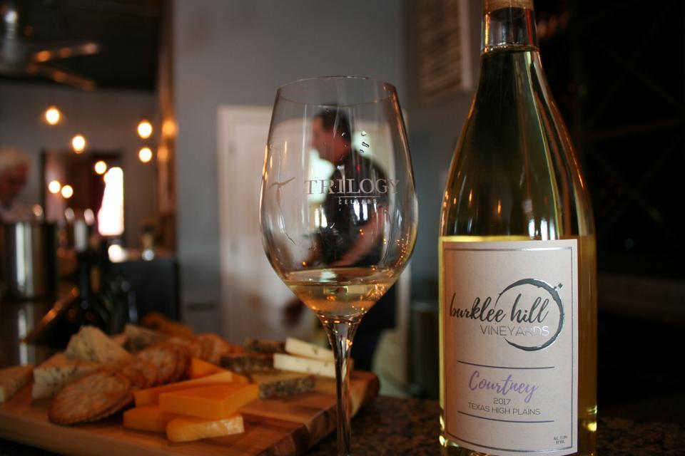 Burklee Hill Vineyards-Trilogy Cellars offers wine tastings.