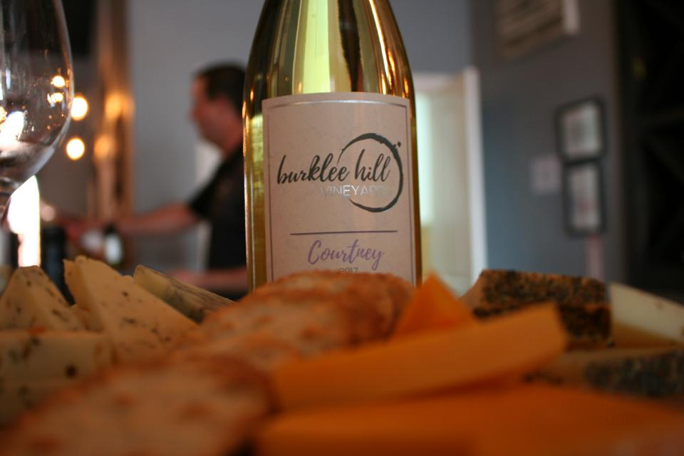 Levelland's Burklee Hill Vineyards-Trilogy Cellars offers wine tastings.