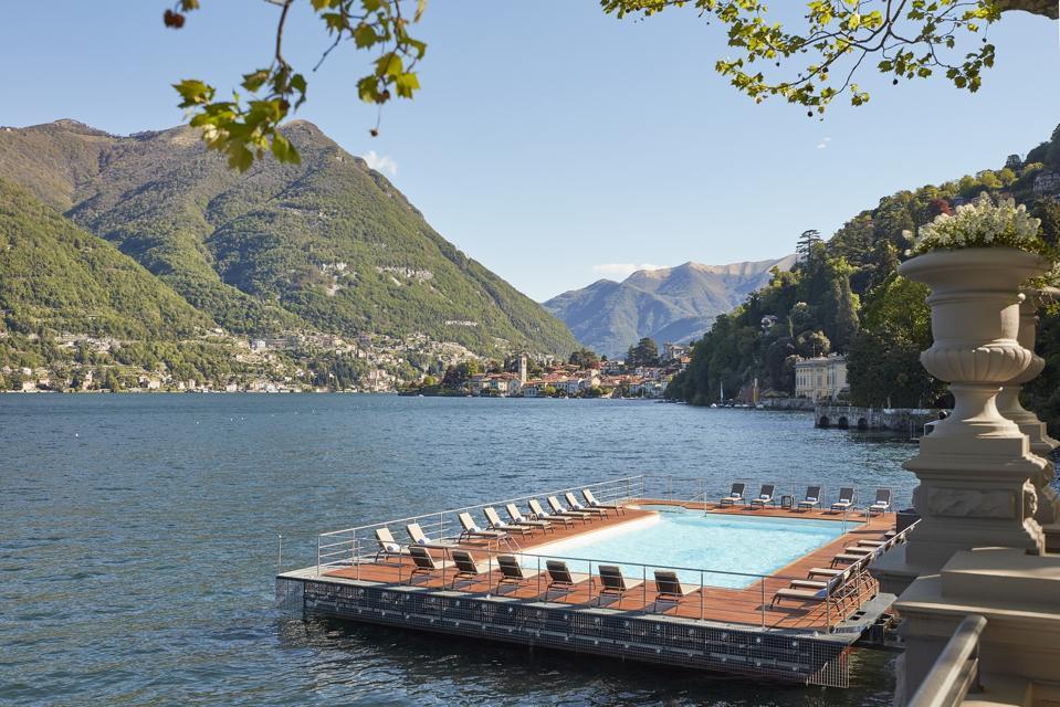 Mandarin Oriental Hotel Group, Mandarin Oriental, Lago di Como, Lake Como