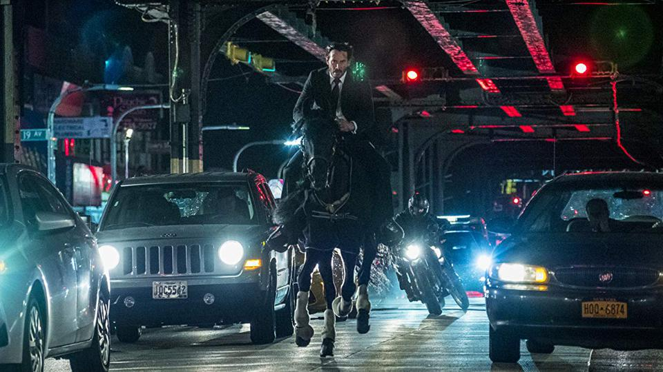 Keanu Reeves in 'John Wick: Chapter 3 - Parabellum'