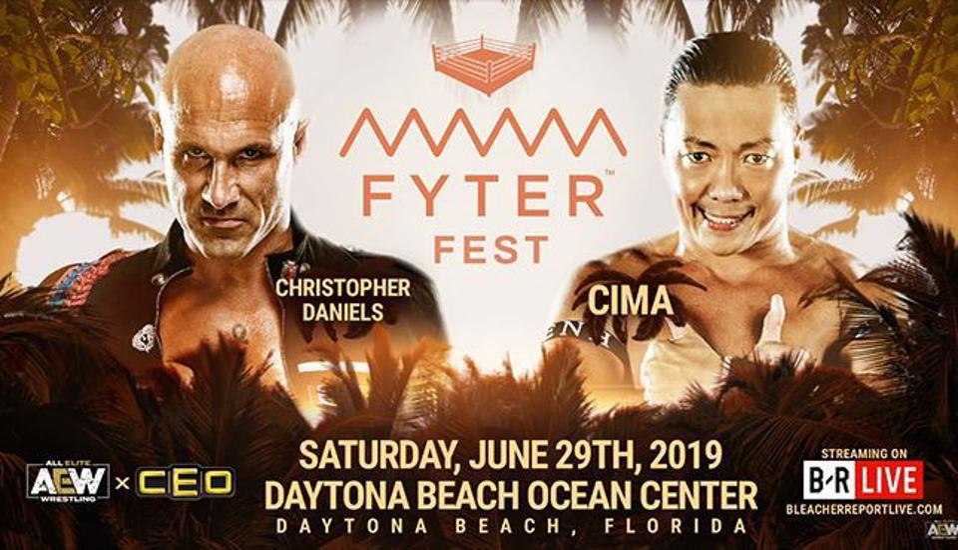 AEW CIMA Christopher Daniels Fyter Fest 2019 SCU