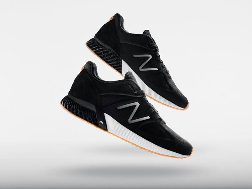 New Balance has been in a partnership with Formlabs since 2017 and will begin using their proprietary 3D printed soles for two of their latest shoe designs