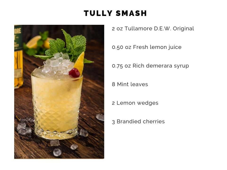 The Tully Smash.