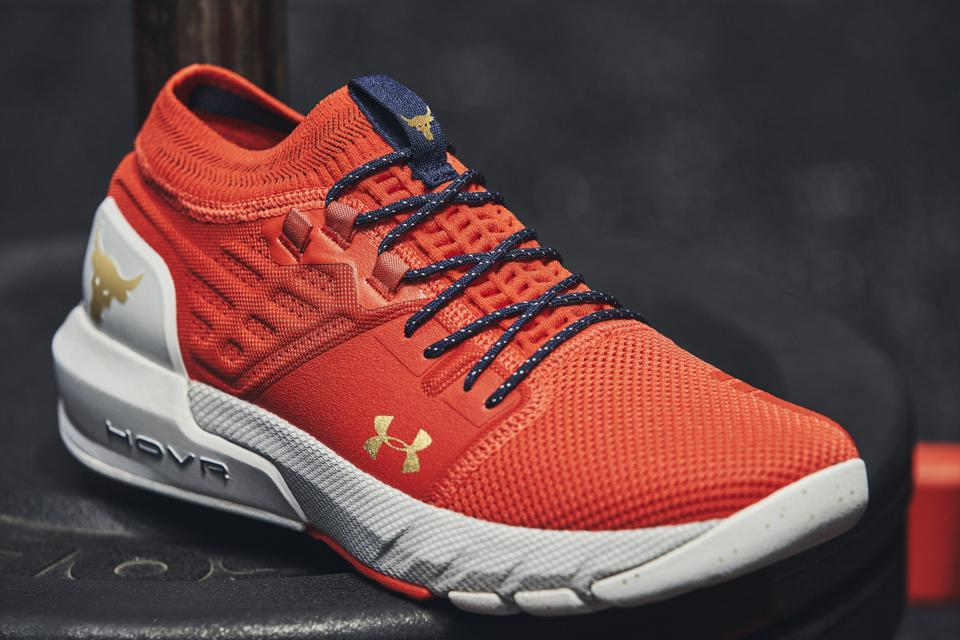 The PR2 from the Project Rock Collection with Under Armour