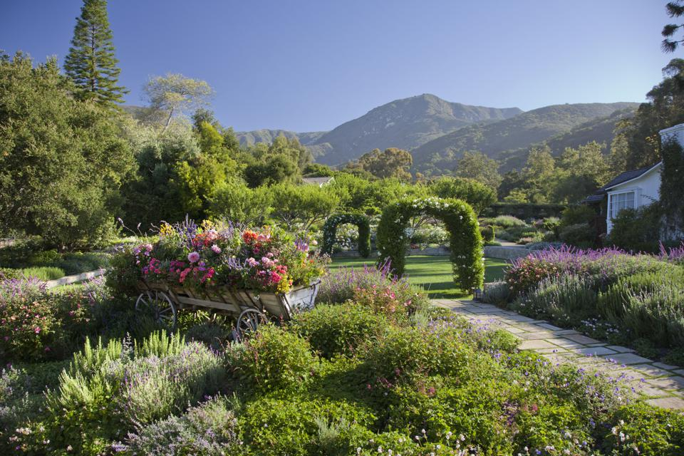 San Ysidro Ranch, Ty Warner, Montecito, California, luxury hotels