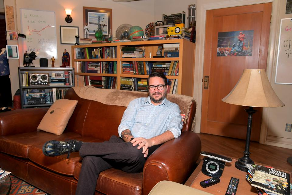 The Big Bang Theory, Will Wheaton, interview, Warner Bros. Studio Tour, reunion, Hollywood