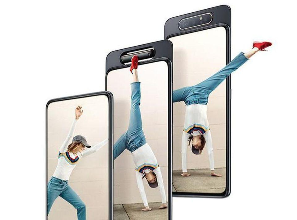Samsung's experimental Galaxy A80 will form the basis for the flagship Galaxy A90 range