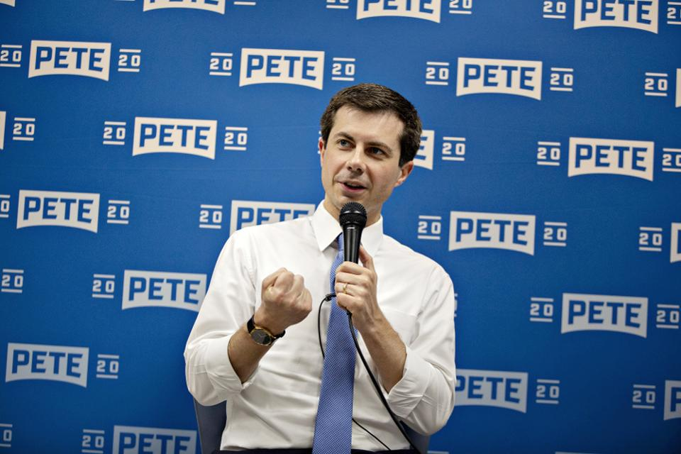 Pete Buttigieg has risen to prominence as a top contender for the Democratic nomination