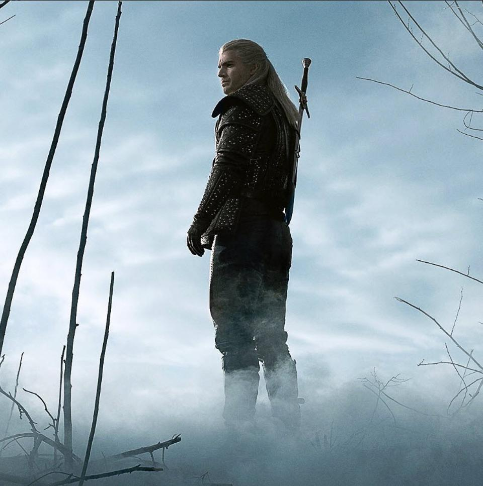 Netflixs New The Witcher Images Of Geralt Yennefer And