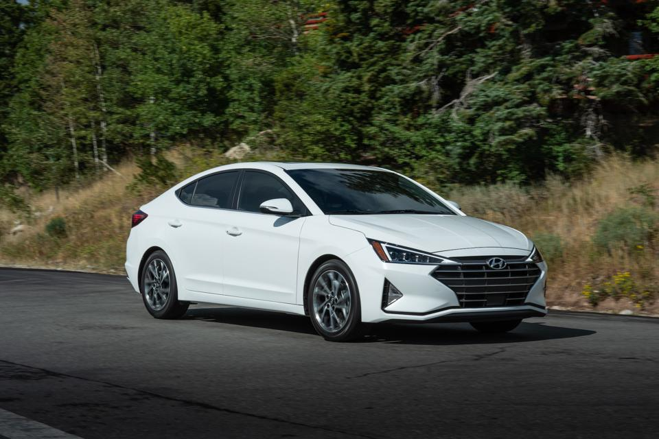 2019 Hyundai Elantra Limited Test Drive And Review Just Add Passion