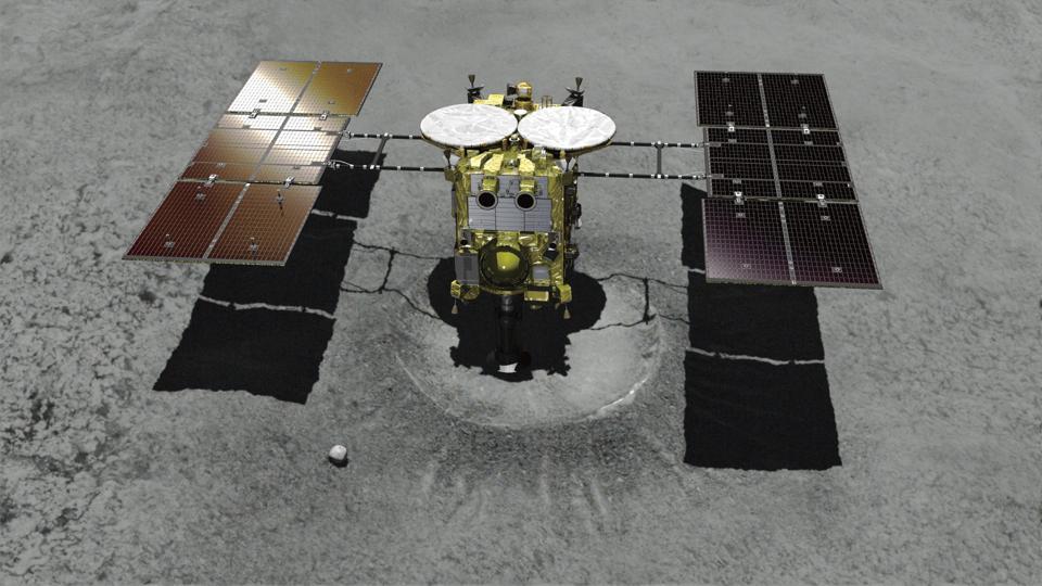 Japan Space Probe
