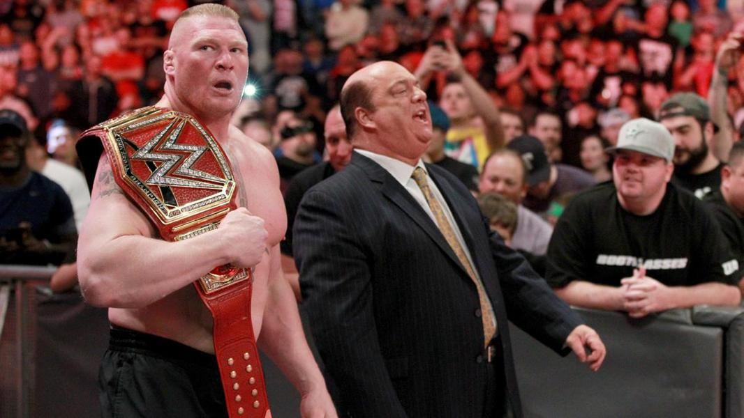 WWE Is Making Two Huge Changes Under Paul Heyman