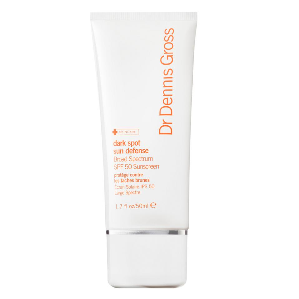 Dr. Dennis Gross Skincare crème solaire à large spectre FPS 50, Sun Defense
