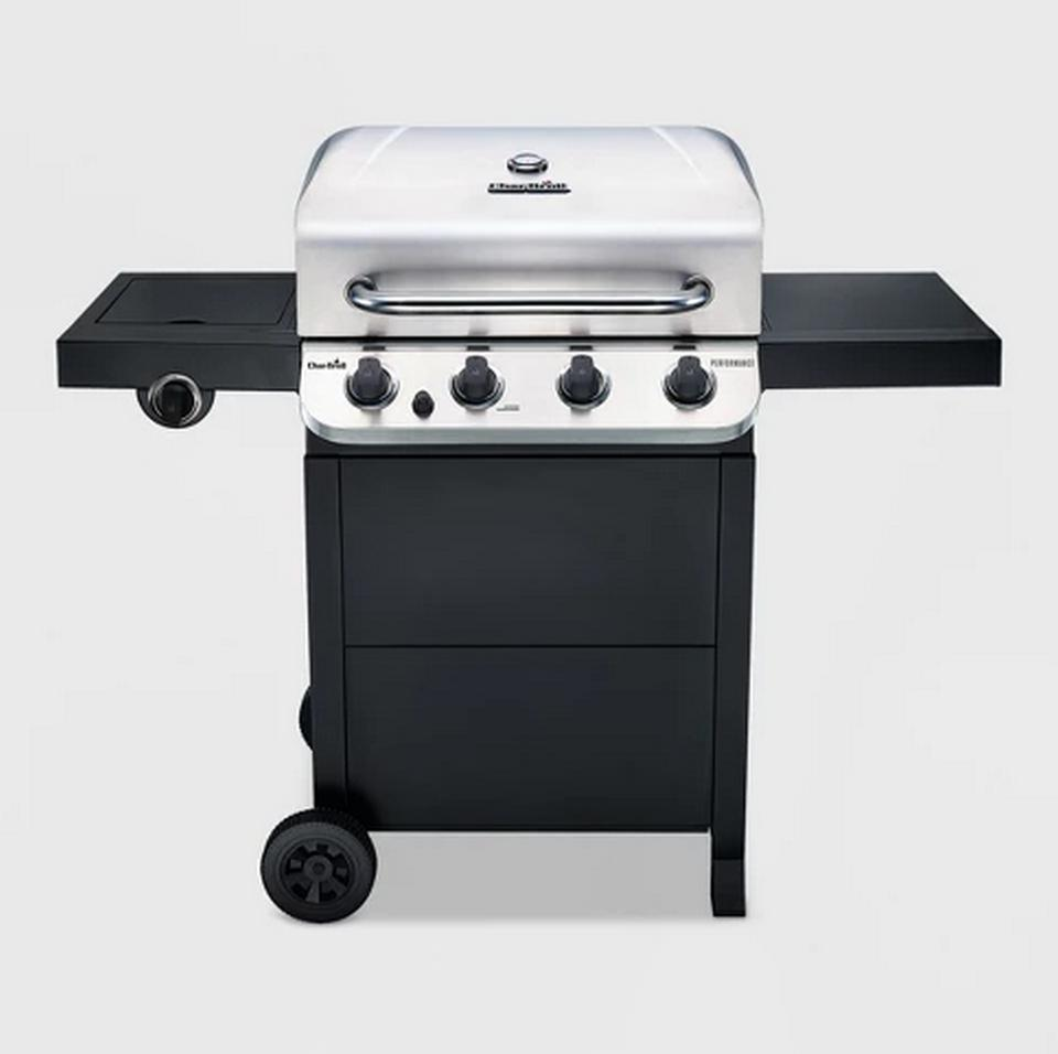 Target Char-Broil Grill