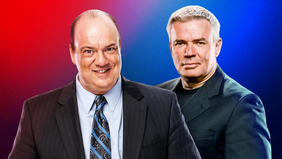 Paul Heyman Eric Bischoff WWE Raw SmackDown Live