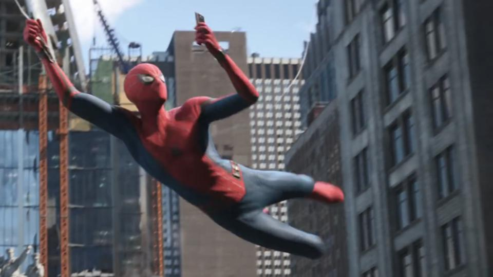 'Spider-Man: Far From Home' is swinging past the $116 million lifetime Chinese total of 'Spider-Man: Homecoming.'