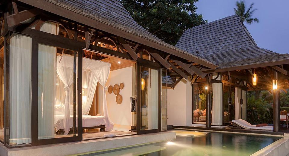 A Villa at The Vijitt Resort