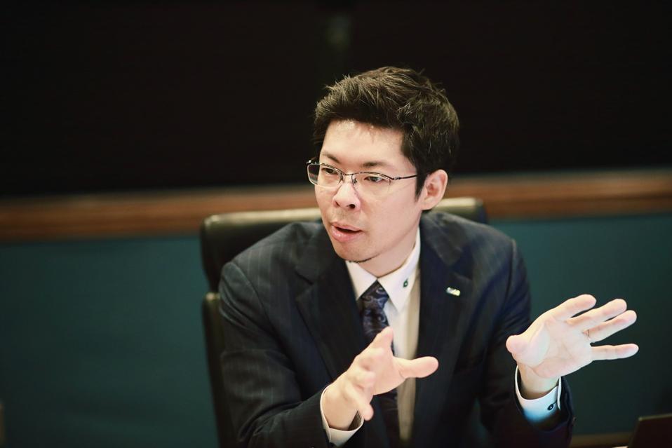 Masahiko Hara, CEO of mediVR